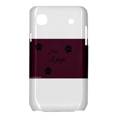 Poster From Postermywall Samsung Galaxy SL i9003 Hardshell Case