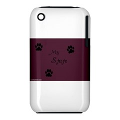 Poster From Postermywall Apple iPhone 3G/3GS Hardshell Case (PC+Silicone)