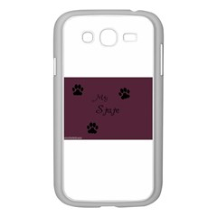 Poster From Postermywall Samsung Galaxy Grand DUOS I9082 Case (White)