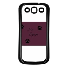 Poster From Postermywall Samsung Galaxy S3 Back Case (Black)