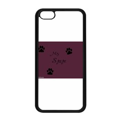 Poster From Postermywall Apple Iphone 5c Seamless Case (black)