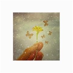 Butterflies Charmer Canvas 18  X 24  (unframed)