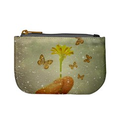 Butterflies Charmer Coin Change Purse