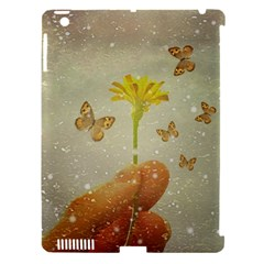 Butterflies Charmer Apple Ipad 3/4 Hardshell Case (compatible With Smart Cover)