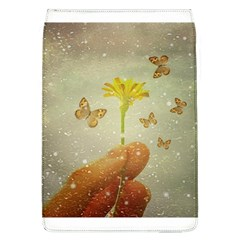 Butterflies Charmer Removable Flap Cover (Large)