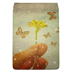 Butterflies Charmer Removable Flap Cover (Small)