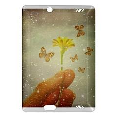 Butterflies Charmer Kindle Fire HD 7  (2nd Gen) Hardshell Case