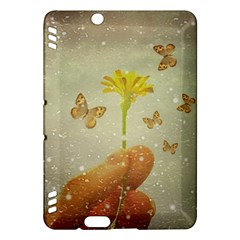 Butterflies Charmer Kindle Fire Hdx 7  Hardshell Case