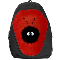 Red Cute Dazzled Bug Backpack Bag