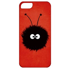 Red Cute Dazzled Bug Apple iPhone 5 Classic Hardshell Case