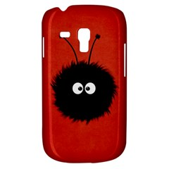 Red Cute Dazzled Bug Samsung Galaxy S3 Mini I8190 Hardshell Case