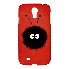 Red Cute Dazzled Bug Samsung Galaxy S4 I9500/I9505 Hardshell Case