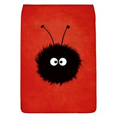 Red Cute Dazzled Bug Removable Flap Cover (Large)