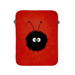 Red Cute Dazzled Bug Apple iPad Protective Sleeve