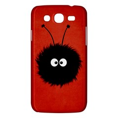 Red Cute Dazzled Bug Samsung Galaxy Mega 5 8 I9152 Hardshell Case