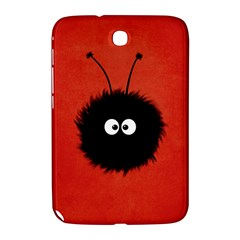 Red Cute Dazzled Bug Samsung Galaxy Note 8 0 N5100 Hardshell Case