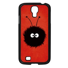 Red Cute Dazzled Bug Samsung Galaxy S4 I9500/ I9505 Case (black)