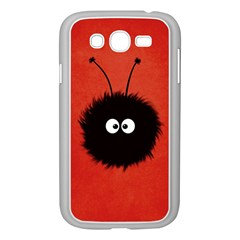 Red Cute Dazzled Bug Samsung Galaxy Grand DUOS I9082 Case (White)