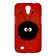 Red Cute Dazzled Bug Samsung Galaxy Mega 6.3  I9200 Hardshell Case