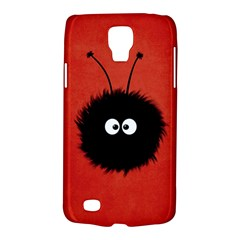 Red Cute Dazzled Bug Samsung Galaxy S4 Active (I9295) Hardshell Case