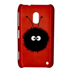 Red Cute Dazzled Bug Nokia Lumia 620 Hardshell Case