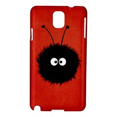 Red Cute Dazzled Bug Samsung Galaxy Note 3 N9005 Hardshell Case