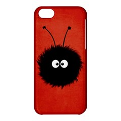 Red Cute Dazzled Bug Apple iPhone 5C Hardshell Case