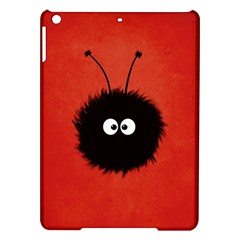 Red Cute Dazzled Bug Apple Ipad Air Hardshell Case