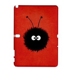 Red Cute Dazzled Bug Samsung Galaxy Note 10 1 (p600) Hardshell Case