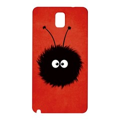Red Cute Dazzled Bug Samsung Galaxy Note 3 N9005 Hardshell Back Case