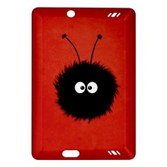 Red Cute Dazzled Bug Kindle Fire Hd 7  (2nd Gen) Hardshell Case