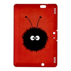 Red Cute Dazzled Bug Kindle Fire Hdx 8 9  Hardshell Case