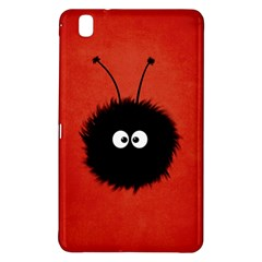 Red Cute Dazzled Bug Samsung Galaxy Tab Pro 8.4 Hardshell Case