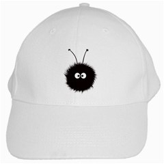 Cute Dazzled Bug White Baseball Cap
