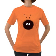 Cute Dazzled Bug Women s T Shirt (colored)