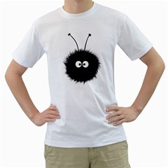 Cute Dazzled Bug Men s T Shirt (white)