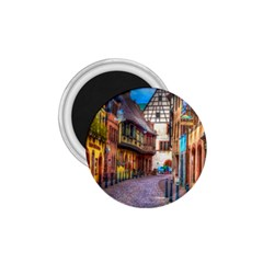 Alsace France 1 75  Button Magnet