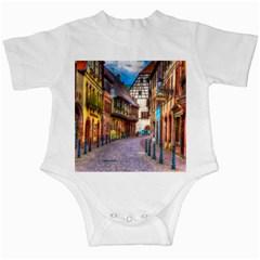 Alsace France Infant Bodysuit