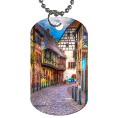 Alsace France Dog Tag (one Sided)