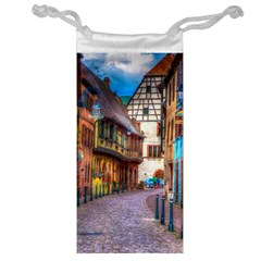 Alsace France Jewelry Bag