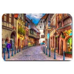 Alsace France Large Door Mat