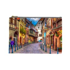 Alsace France Cosmetic Bag (large)