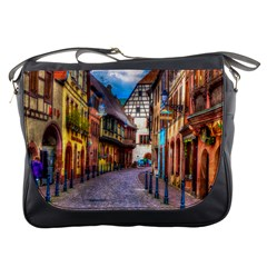 Alsace France Messenger Bag