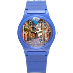 Alsace France Plastic Sport Watch (Small)