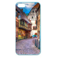 Alsace France Apple Seamless Iphone 5 Case (color)