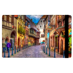 Alsace France Apple Ipad 3/4 Flip Case