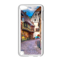 Alsace France Apple iPod Touch 5 Case (White)
