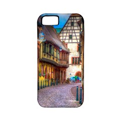 Alsace France Apple Iphone 5 Classic Hardshell Case (pc+silicone)
