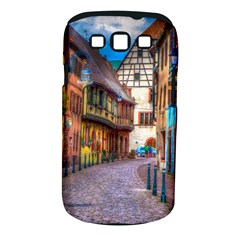 Alsace France Samsung Galaxy S III Classic Hardshell Case (PC+Silicone)