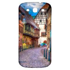 Alsace France Samsung Galaxy S3 S Iii Classic Hardshell Back Case